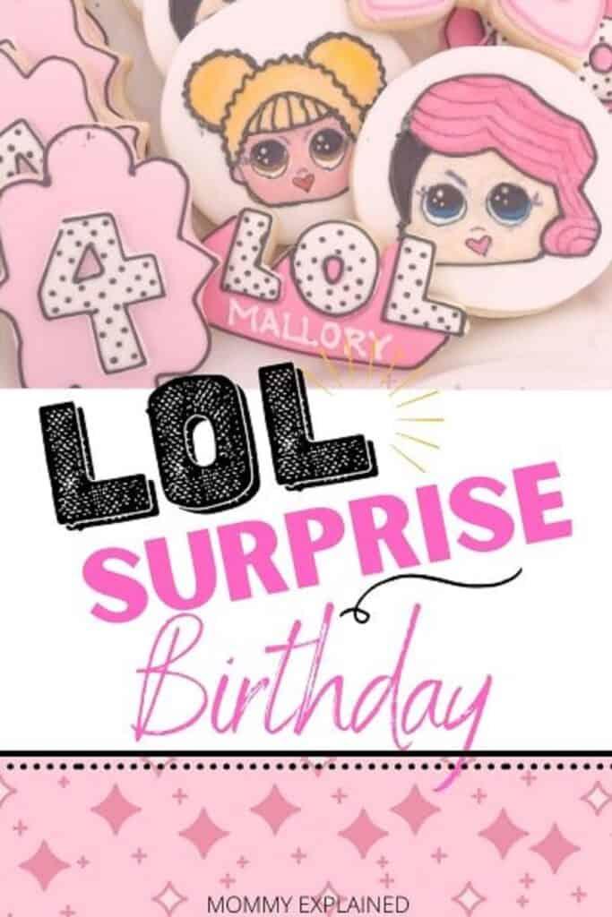 Girl Birthday Party Theme