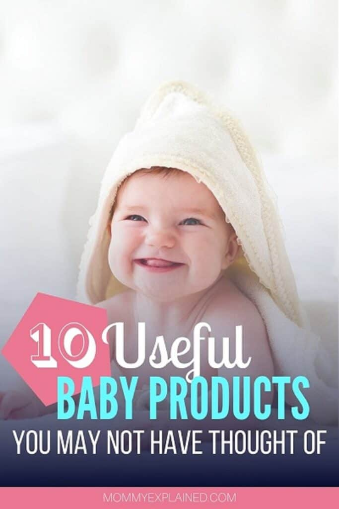 Baby Products that are useful