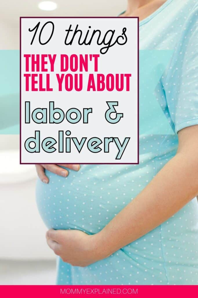 labor & delivery advice