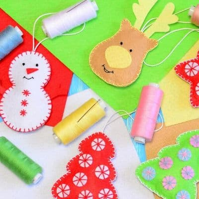 Kids Christmas Craft Ideas