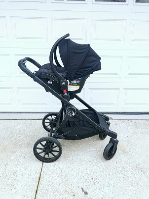 Maxi Cosi Mico Max 30 Nomad Black with City Select Lux
